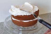 Cake Stuff / by Jessica Caffery