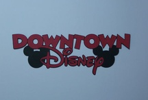 Scrapbook Pages: Disney: Downtown Disney