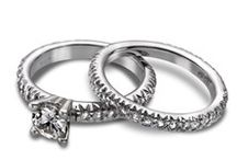 Engagement Rings / Dallas Gold & Silver Exchange has one of Texas' largest inventories of engagement rings, wedding bands, wedding gifts - and much more for the bride & groom!