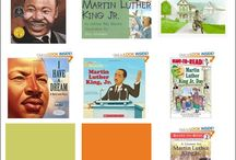 Teach: Martin Luther King Jr / by Kristina Kroon