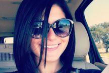 hair cut time! / by Katie Lane