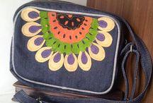 Tas etnik wanita / Aneka tas etnik handmade untuk wanita