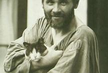 Klimt Gustav 〰 / Artiste peintre Émouvant Touchant Délicat et plus...