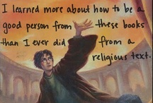 Harry Frikin' Potter! / by Stacey King