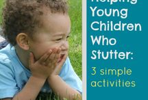 Speech Therapy: Stuttering