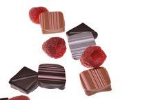 Chocolat ! / Des origines, des ganaches, des pralinés, des caramels!  Petit détour par la chocolaterie...