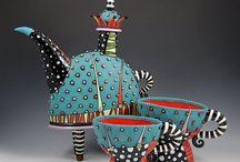 Веселая керамика