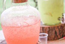 Drinks,smothies,limonade,granita