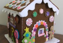 Gingerbread Houses ♡♡♡