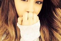 ariana grande / my beautiful ariana grande ♥