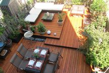Patio/Deck / by Ryan E