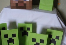 Minecraft Birthday / by Jennifer West-Hannah