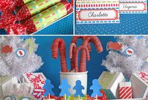 Holiday Fun / Valentines, New Years, July 4th, etc! And Holiday Party ideas! / by Denise Trigo