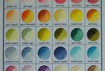kleurenkaart distress