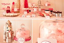 Sugar Plum Fairy Party for Lil K / by Michelle Rawlings