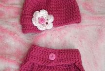 Crochet - for babies and kids