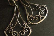 Jewelry wire / by Pamela Grace