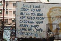 GOD  <3 / by Lavada Bishop