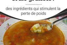 soupe pour regime