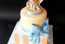 Baby cake design