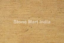Hand-Cut Finishes in Sandstone