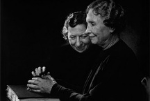 Helen Keller - deafblind / Helen Keller - najpopularniejsza osoba głuchoniewidoma na świecie.