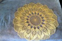 My Hooking/ Mi Crochet /Magic Crochet Patterns / Mostly Crochet / by Clarita Langsner Solomon