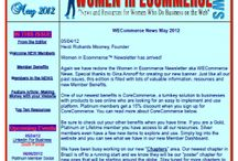WECommerce News  / Monthly newsletters focusing on resources, tools and tips to grow your business online