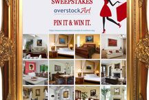 Art For Mother's Day Sweepstakes