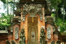 Architecture in Bali