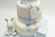 Torte battesimale