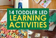 Indoor games for toddlers