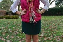 CollegeFashionista / by Eliza Lavine