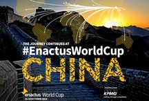 World Cup 2014 / #EnactusWorldCup / by enactus