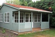 Garden Room with Veranda / Enjoy your outside space, whatever the weather with our Garden Room with Veranda.