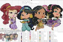 Princess sets of 4
