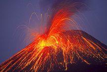 Volcanoes / by Sherri Winchester