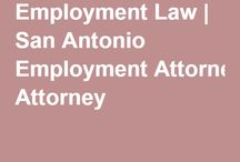 Employment Law / Learn more about employment law in San Antonio