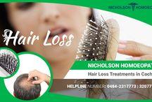 Baldness Treatment in Kerala