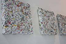 skartovane papiry