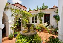 Испанский стиль домов