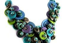 Tuto collier boutons