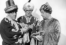 Classic Moments / Stills and video from classic Three Stooges films and shorts.