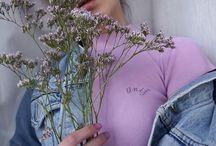 Ideias para fotos lilás
