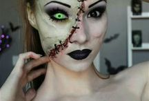 Make-up halloween