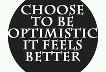 Optimism, a state of mind!