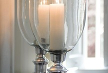 Home accessories / Anything about lovely accessories for the home especially candles
