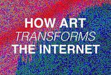 art in the... algorithms?