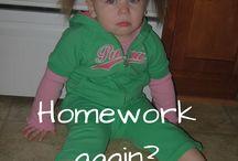 School- Homework