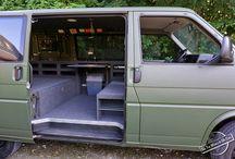 Self-made Campervan / Everything about homemade Campervans